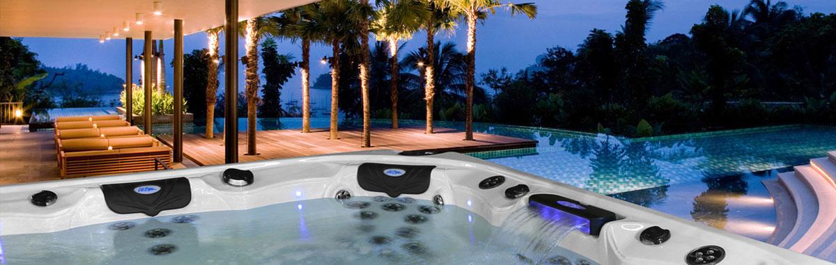 Hot Tubs, Spas for Sale at Calspas.com