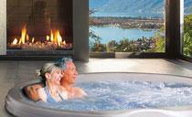 Spa, Hot tubs Inground Series for Sale at Calspas.com