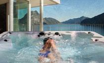 Spa, Hot tubs Swim Series for Sale at Calspas.com